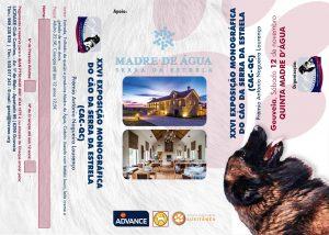 XXVI Exposicao Monografica do cao da Serra da Estrela